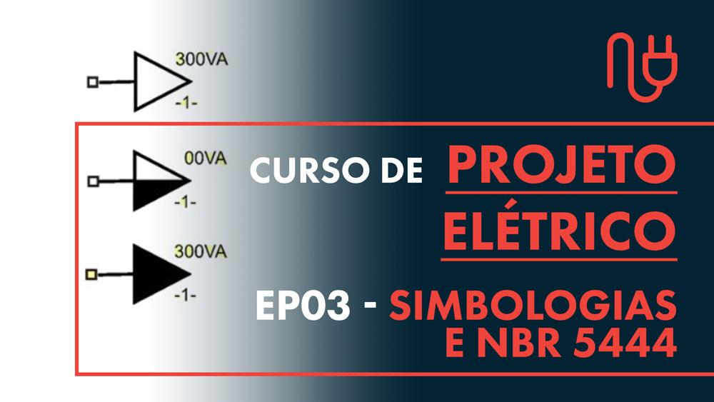 simbologias dos projetos elétricos
