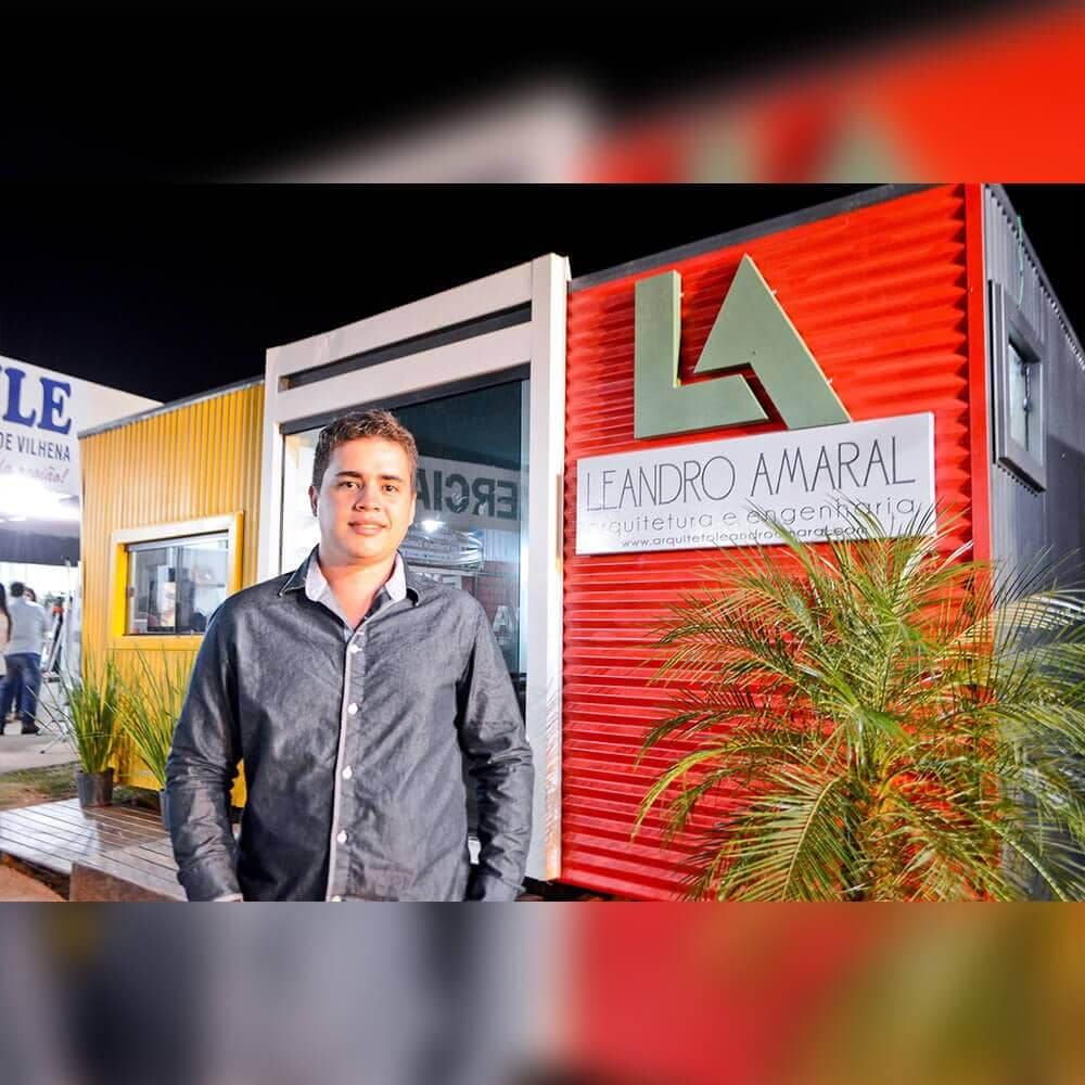 Quem é Leandro Amaral