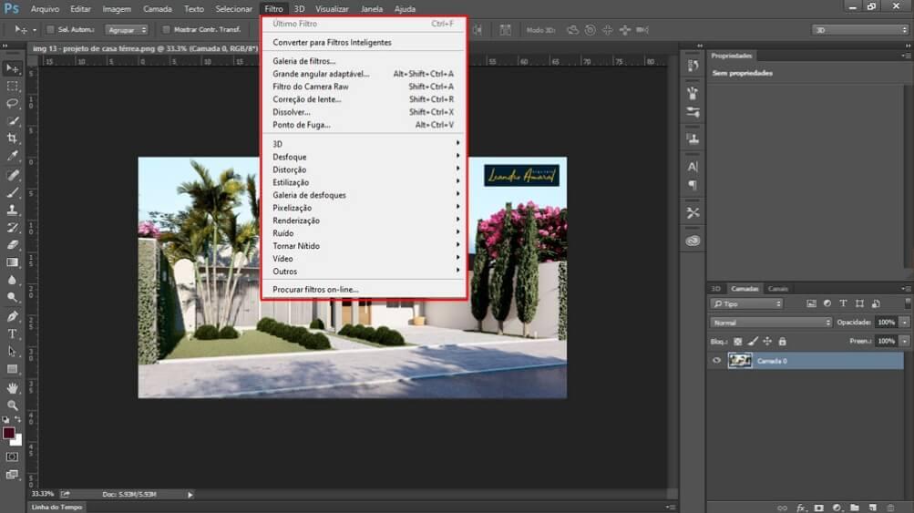 photoshop por arquitetos