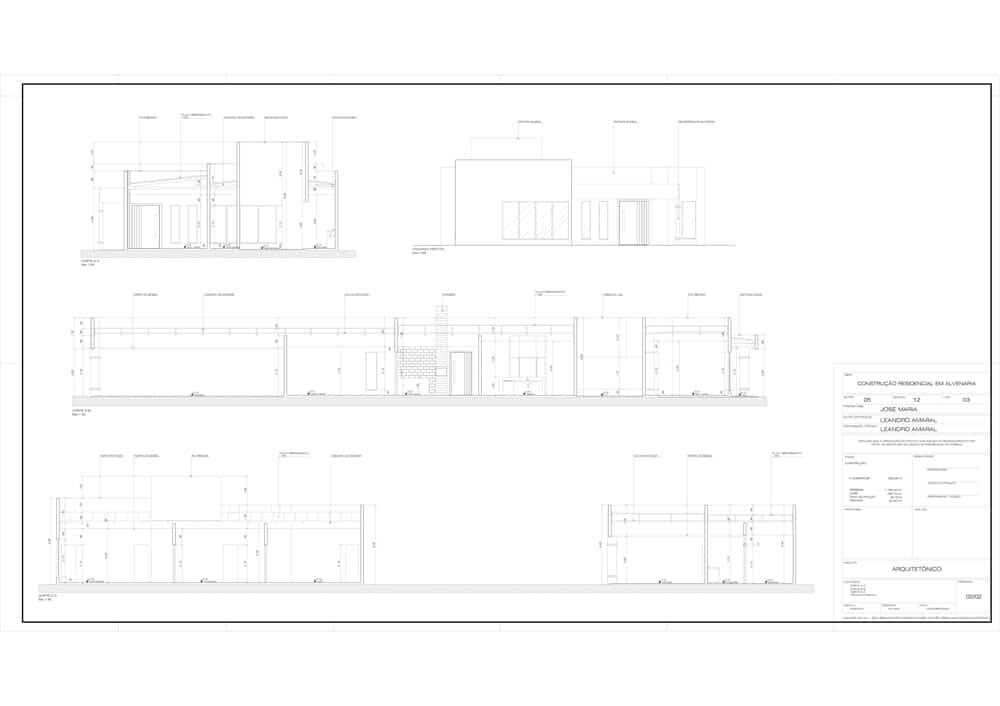 O projeto executivo de arquitetura e a ABNT
