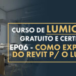 Como exportar do Revit para o Lumion
