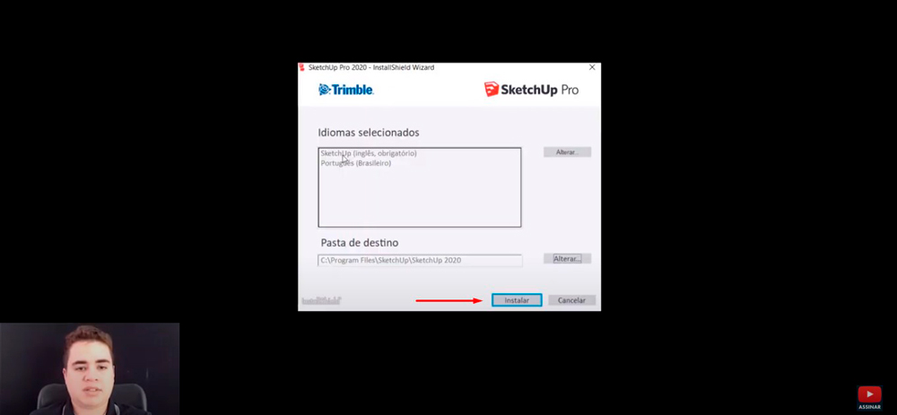 Download Sketchup e Layout: Como instalar e ativar