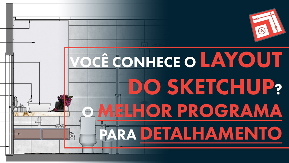 layout do sketchup