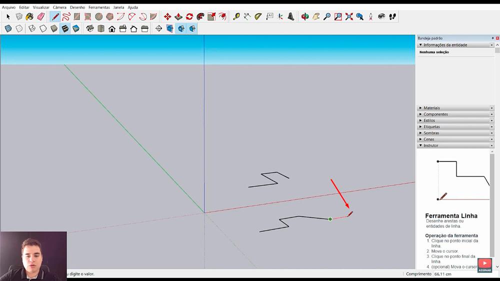Como configurar o Sketchup