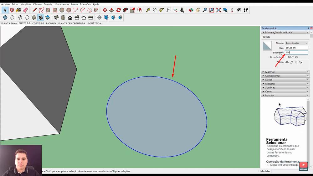 Grupo e Componente no Sketchup: Como criar?
