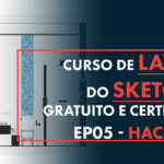 Hachura no Layout do Sketchup: Como configurar