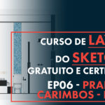 Pranchas, Carimbos e Layers no Layout do Sketchup