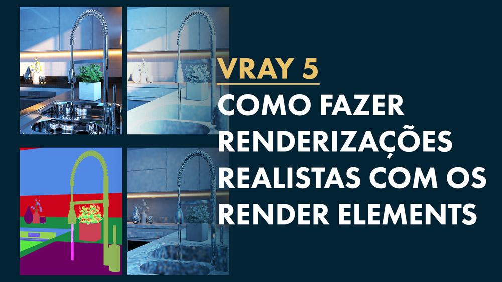 vray render elements