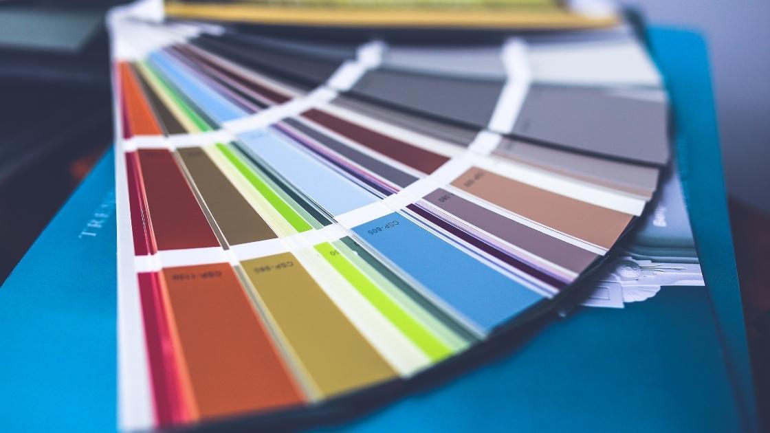 Dicas de Decoração de Interiores: Paleta de cores