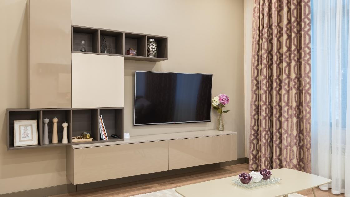Dicas de Decoração de Interiores: Painéis em salas pequenas ou grandes