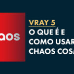 Chaos Cosmos: A biblioteca de blocos do Vray