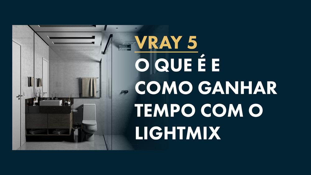 vray light mix