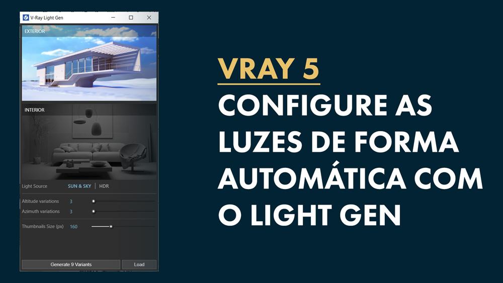 vray light gen