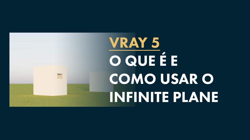 vray Infinite Plane
