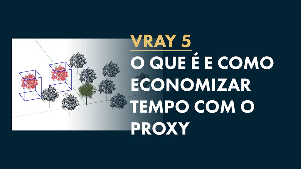 vray proxy