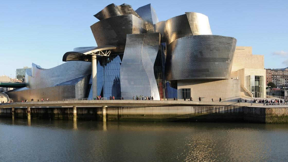 Arquitetura contemporânea: Obras