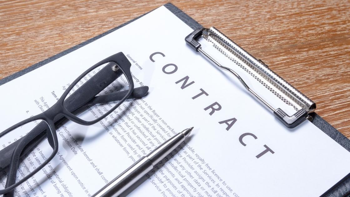 Contrato de Arquitetura: Modelo de contrato