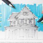 Croqui na arquitetura: para que serve, como fazer e dicas