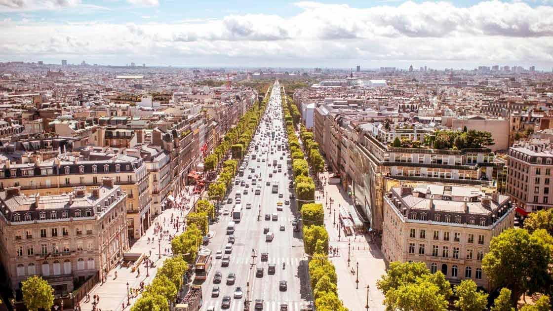 Desenho Urbano: Desenho da cidade