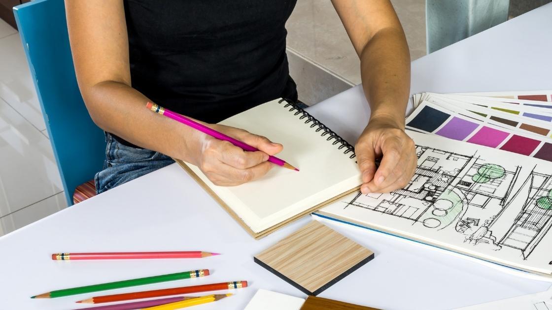 Faculdade de Arquitetura: Não sabe desenhar?