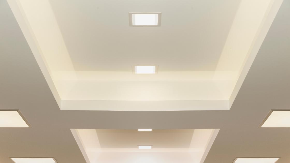 Tipos de Luminárias: Plafon