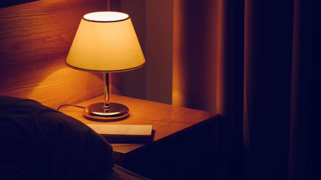 Tipos de Luminárias: Abajur