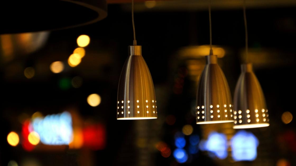 Tipos de Luminárias: Spot