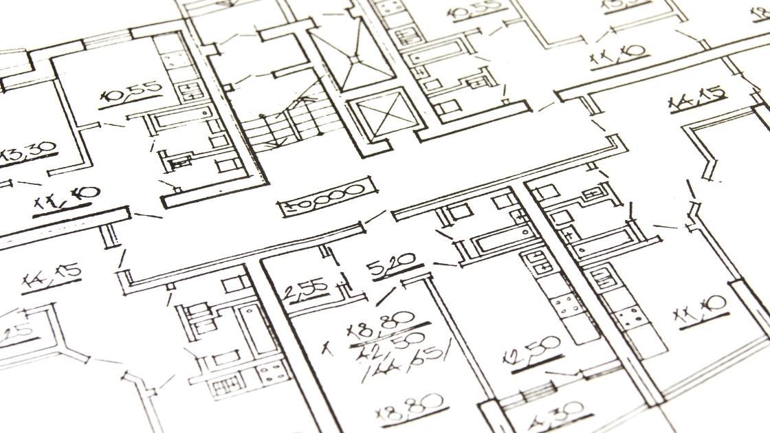 Planta de Arquitetura: O que é?