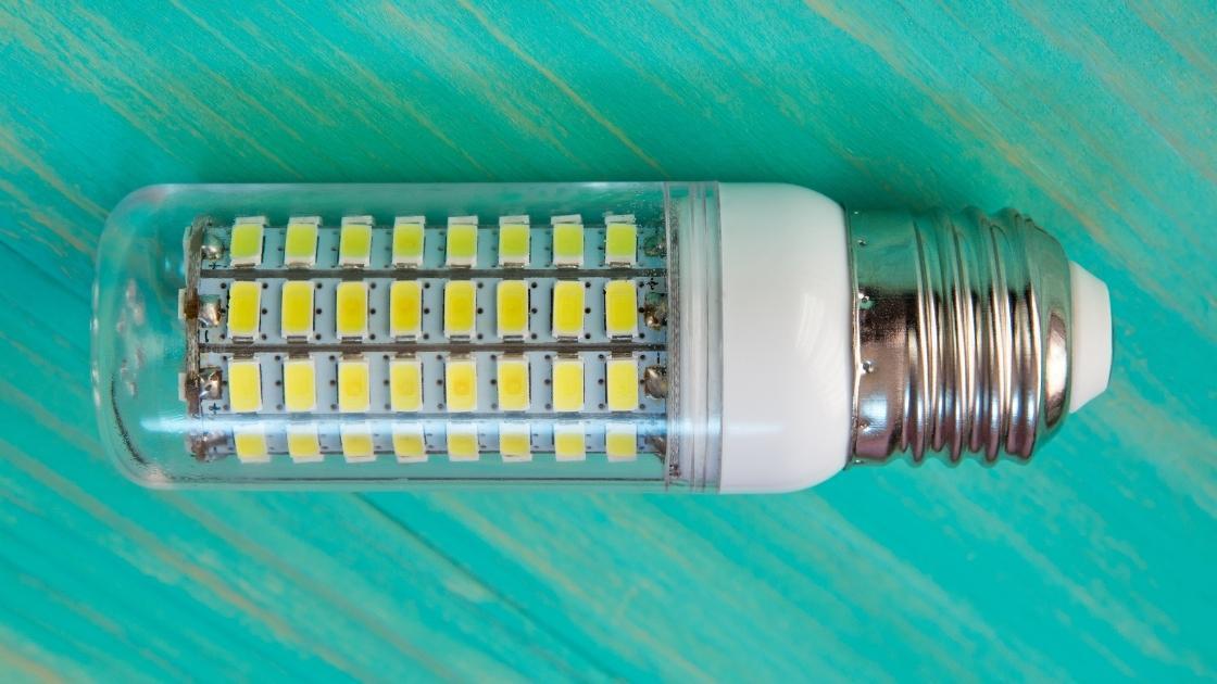 Tipos de lâmpadas: Lâmpadas LED