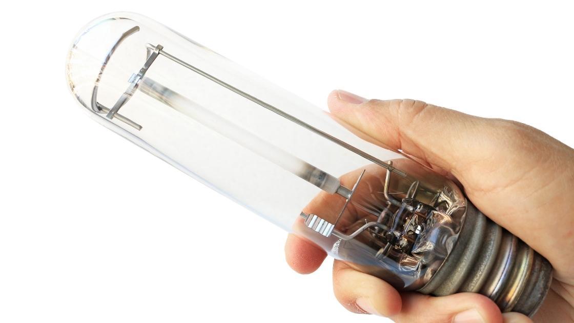 Tipos de lâmpadas: Lâmpadas de descarga