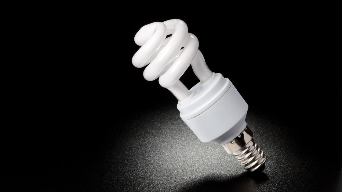 Tipos de lâmpadas: Lâmpadas fluorescentes