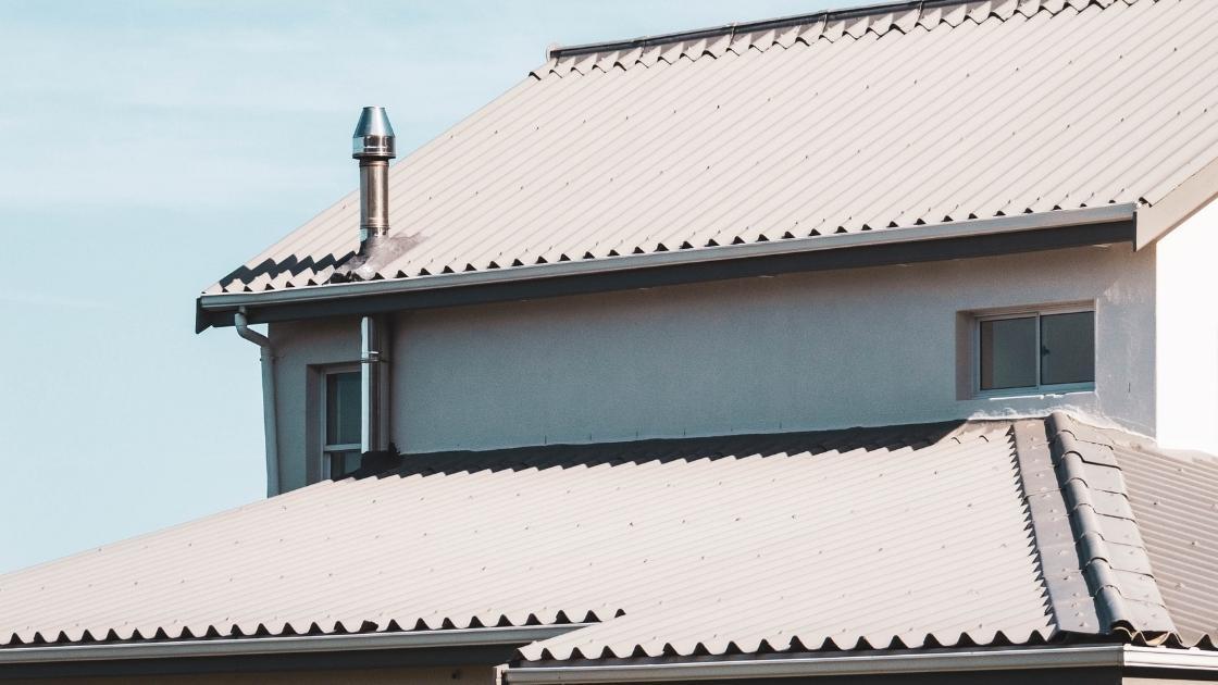 Tipos de Telhados: Telhado sobreposto