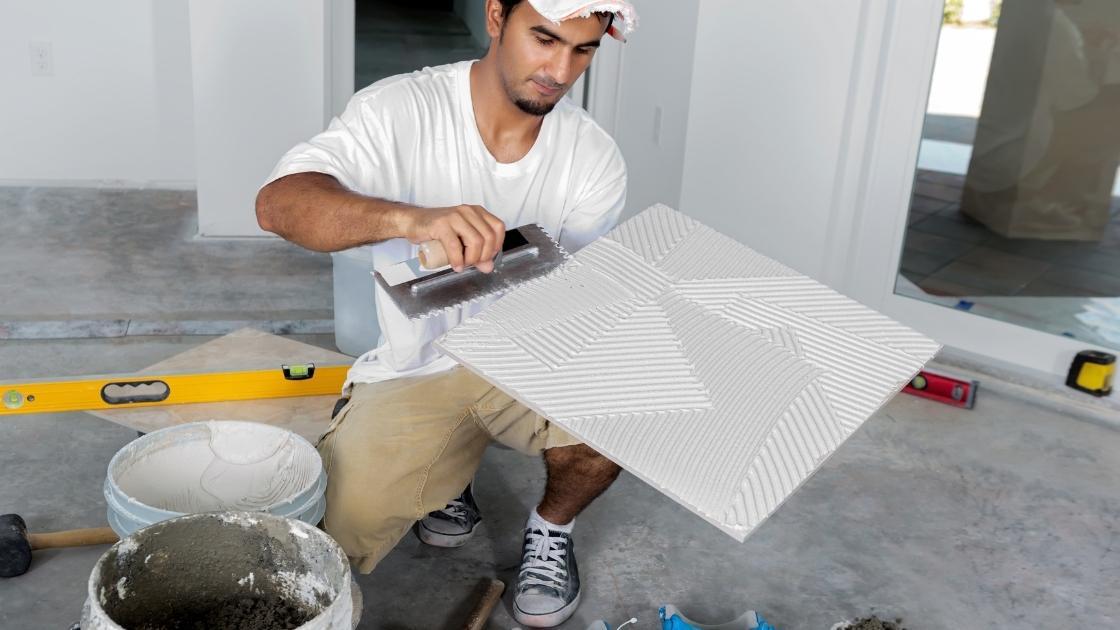 Tipos de piso: Porcelanato