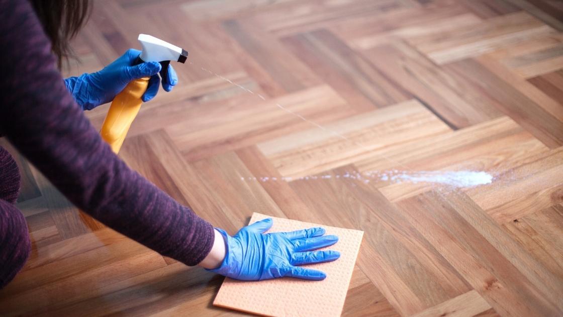 Tipos de piso: Parquet