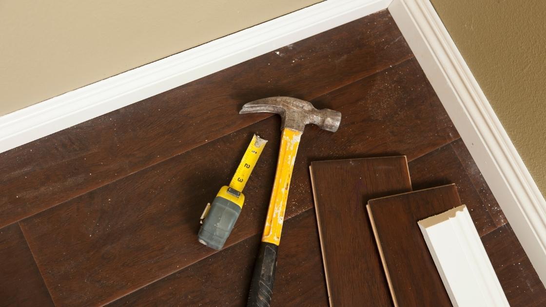 Tipos de piso: Laminado