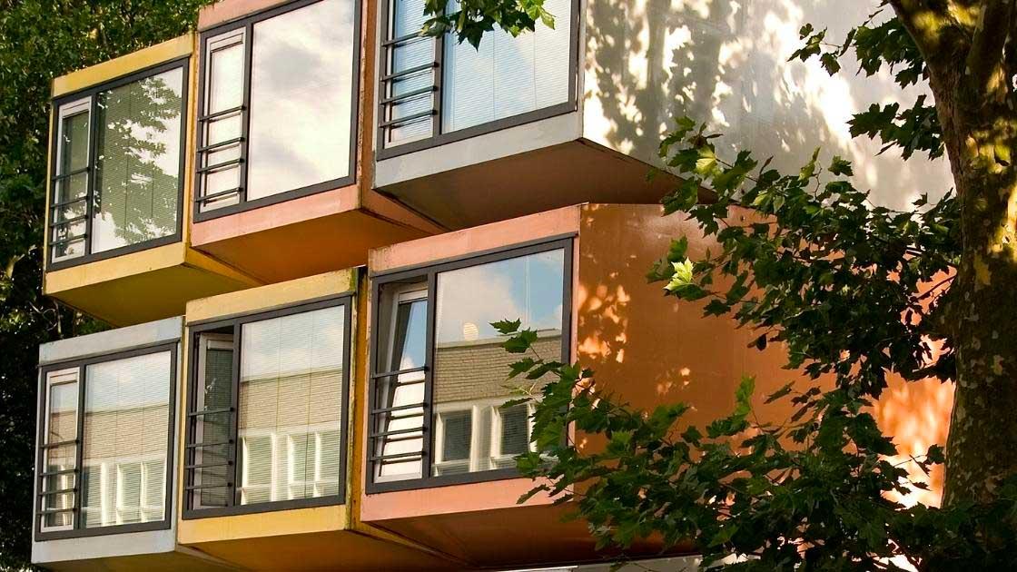 Arquitetura modular o que é
