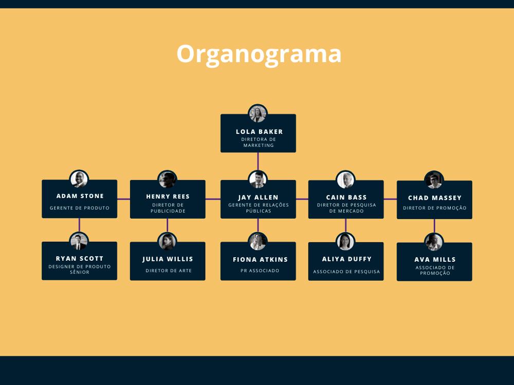 Fluxograma X Organograma