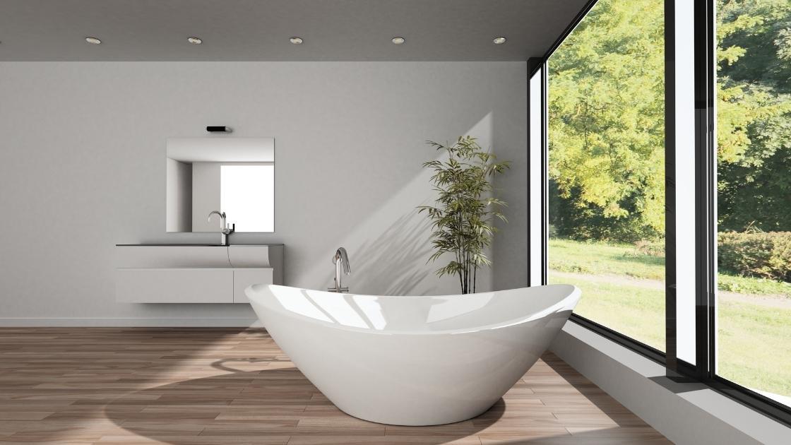 Arquitetura minimalista: Decoração de interiores