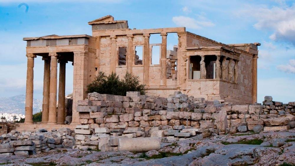 Arquitetura grega: Períodos